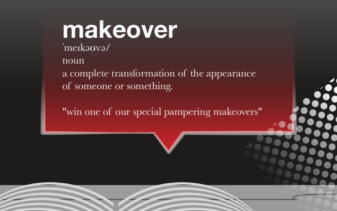 The Magic Of Makeover